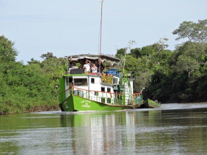 Rio Aquidauana, MS