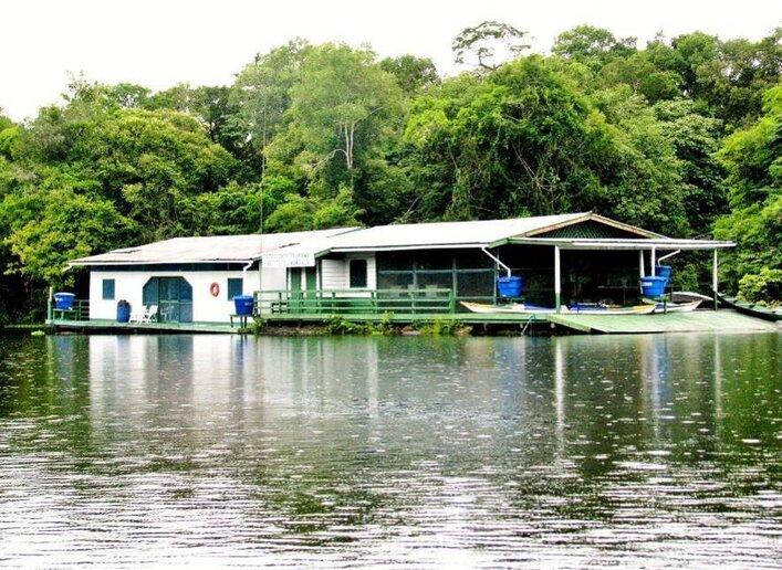 Flutuante Mamirauá – RDS Mamirauá
