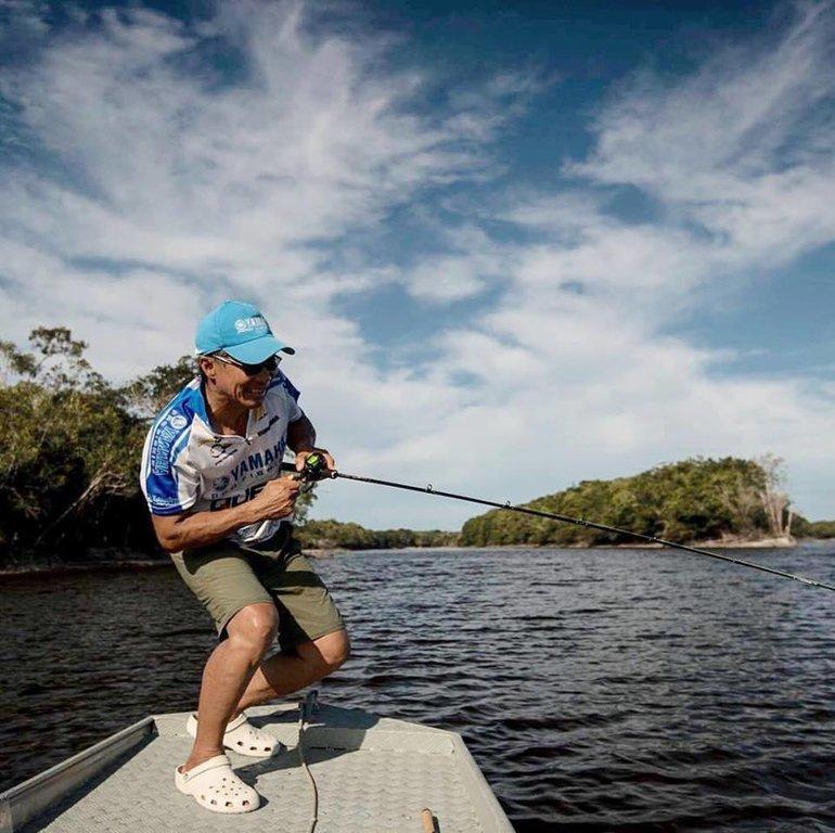 Formatura de condutores de pesca com presença de especialista em pesca esportiva - Gente de Opinião