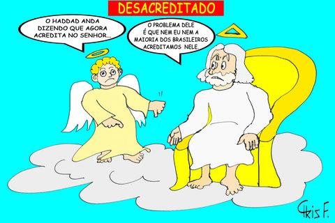 DESACREDITADO