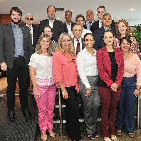 Conetur participa de reunião sobre Turismo de Fronteira, na CNC - Gente de Opinião