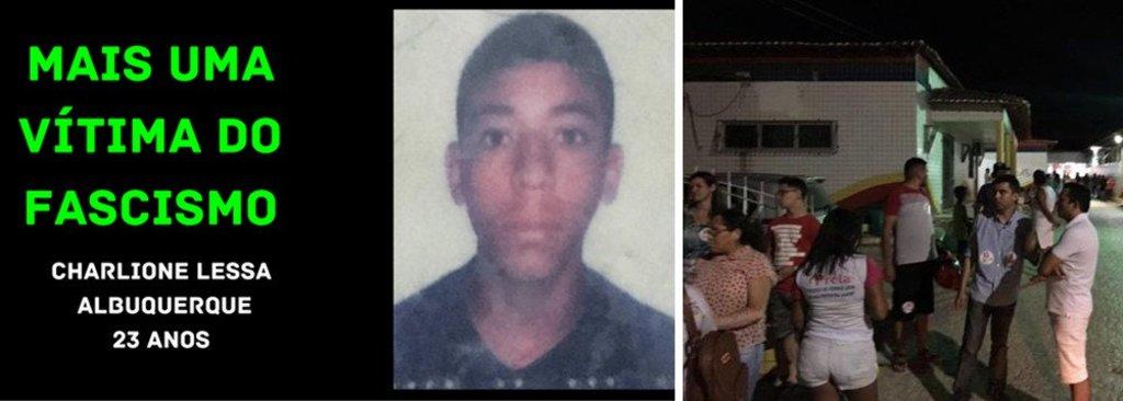 Fascista dispara e mata eleitor de Haddad no Ceará - Gente de Opinião