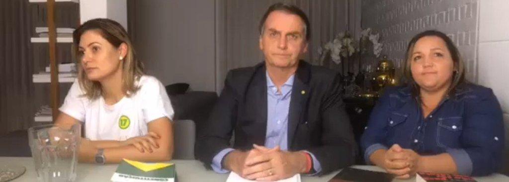 Bolsonaro fala no Facebook: não podíamos mais flertar com o socialismo - Gente de Opinião