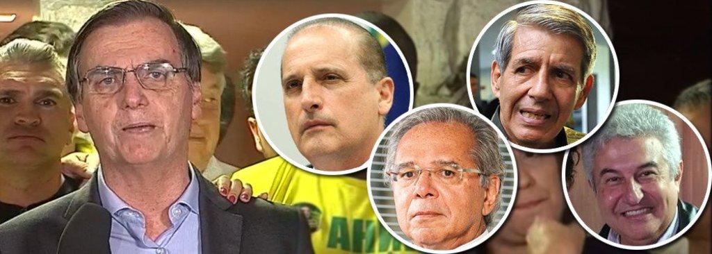Bolsonaro confirma quatro ministros para seu governo - Gente de Opinião