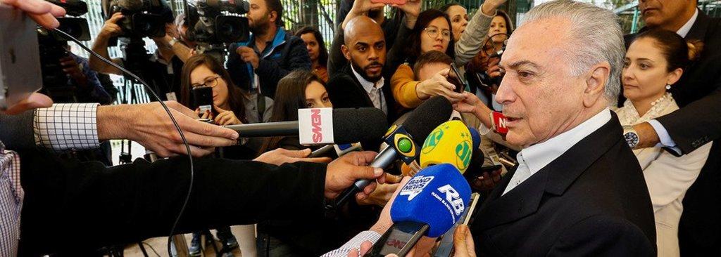 Temer vai sugerir a Bolsonaro tramitar a reforma da Previdência - Gente de Opinião