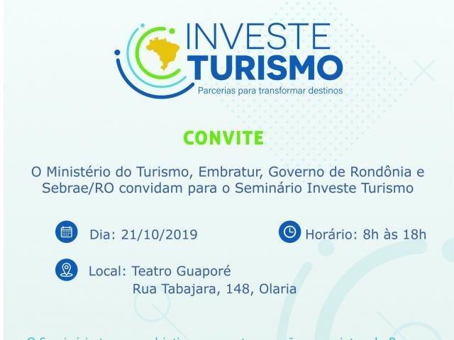 Sistema Fecomércio/Sesc/Senac apoia Investe Turismo - Gente de Opinião