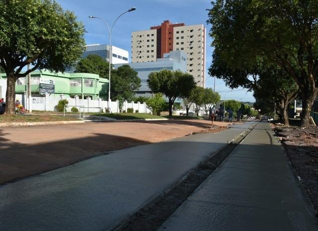 Prefeitura investe R$ 2,6 milhões para melhorar acessibilidade de calçadas no centro comercial de Cacoal - Gente de Opinião