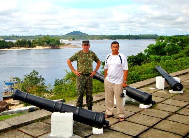 General Rosas ‒ Cmt 2ª Bda Inf Sl ‒ SGC, AM - Gente de Opinião