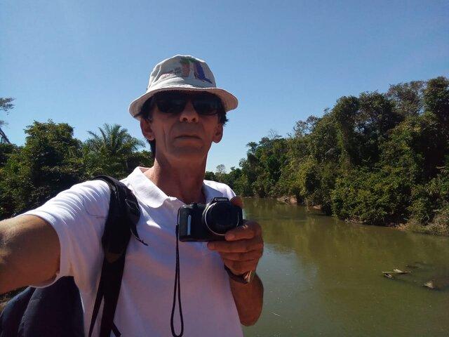 Edivan Ferreira - Bacharel em Turismo - Gente de Opinião