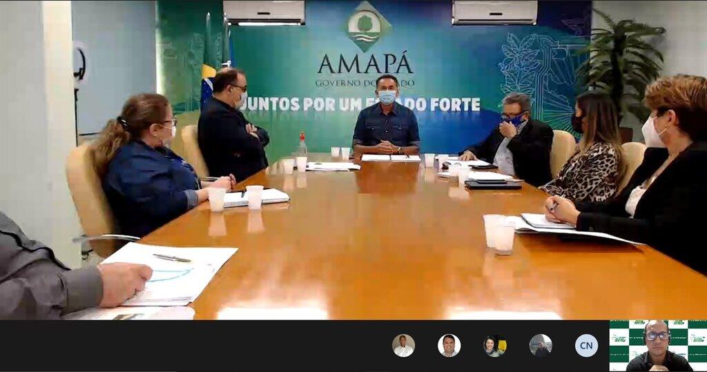Governador do Amapá confirma apoio total a evento on line do agronegócio - Gente de Opinião