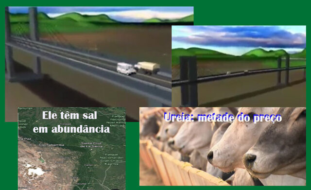 O ideal seria construir duas pontes + Tem que trocar também nome de Presidente Médici? + PP confirma Cristiane no dia 15 - Gente de Opinião