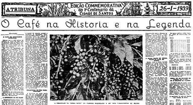 A Tribuna, Santos, SP, 26.01.1939 - Gente de Opinião