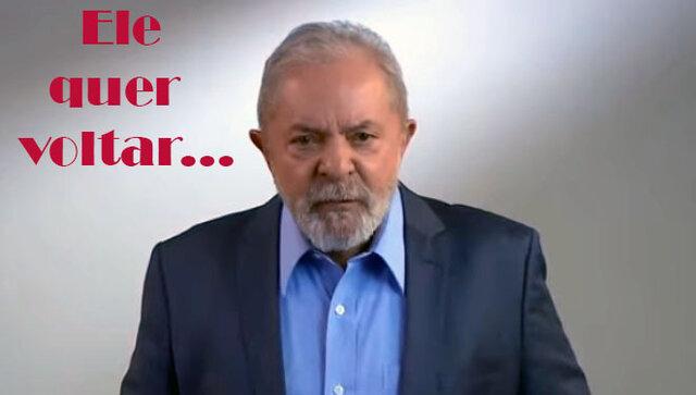 Mentindo, enganando, omitindo e se apresentando como salvador: Lula parece uma caricatura de si mesmo! - Gente de Opinião
