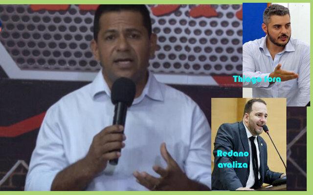 Crescem as chances de Tiziu Jidalias em ariquemes + Vinicius vem com força, do alto de grande votação + Aumento da energia: políticos falam e o povo espera - Gente de Opinião