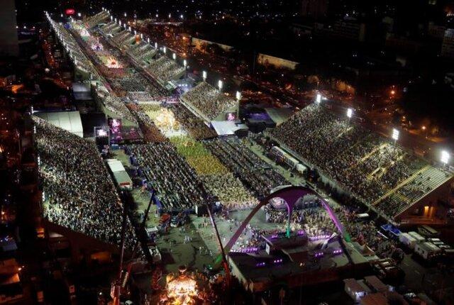 Lenha na Fogueira com o Festival de Tambaqui e LIESA cancela desfiles do grupo especial em fevereiro de 2021 - Gente de Opinião