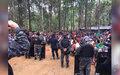 PM retira centenas de pessoas de área invadida