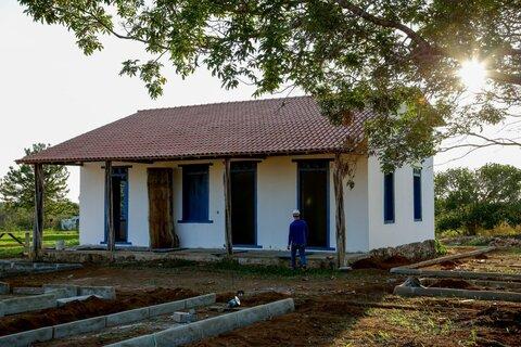 Lenha na Fogueira com o recurso da Lei Aldir Blanc e o Museu Rondon em Vilhena