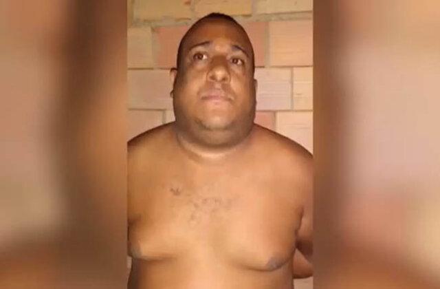 Preso criminoso que assaltava cliente em frente a agencia bancária em Porto Velho