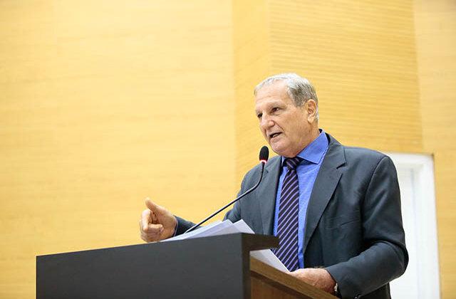 Presidente da CCJ, deputado Adelino Follador, é contrário a criação de reserva em Jacinópolis