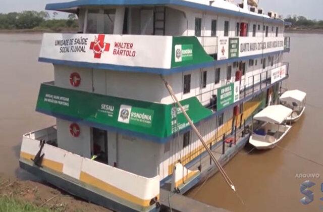 Doutores da Amazônia levam atendimento de saúde a indígenas e ribeirinhos