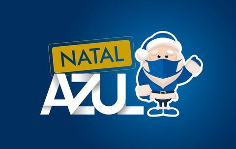 Sebrae e CDL lançam o Natal Azul