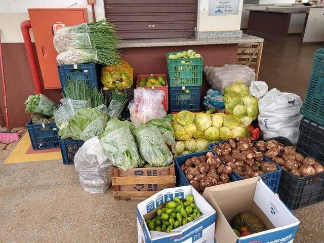 Prefeitura de Rolim de Moura distribui 4 toneladas de alimentos do PAA - Gente de Opinião