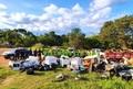 Mais de sete toneladas de lixo são retiradas do rio Guaporé; ação envolveu várias entidades governamentais