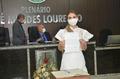 Nascida em Ariquemes, Carla Redano é empossada como Prefeita