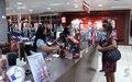 Empresários comemoram as vendas no feriado municipal