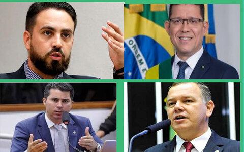 Grupos políticos já se formam dois anos antes + Pau oco: Daniel Pereira e seus celulares voltam ao noticiário + Rocha troca o comando da comunicação do governo