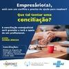 Sebrae e Nupemec firmam parceria que disponibiliza gratuitamente conciliadores para resolução de conflitos
