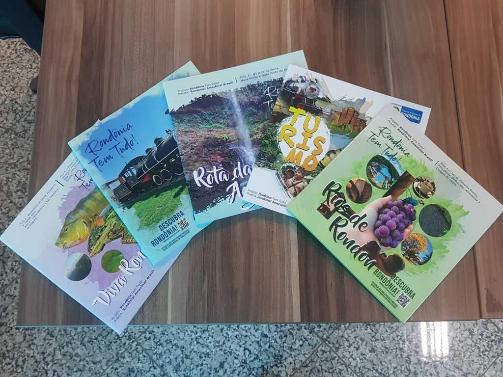 São cinco livros disponíveis no formato digital e impresso - Gente de Opinião