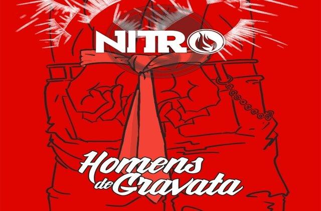 """Nitro lança canção protesto contra a corrupção """"Homens de Gravata"""""""