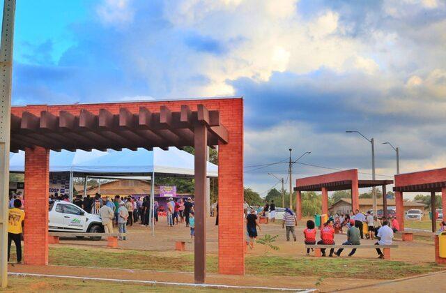 """Rondônia: """"Governo na Cidade"""" vai revitalizar espaços públicos de uso coletivo"""