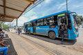 Tarifa a R$1 no transporte coletiva começa a valer na segunda-feira (10)