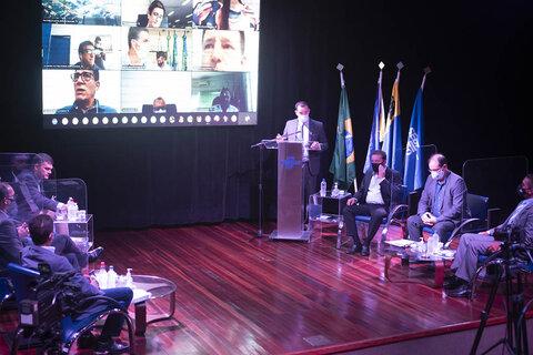 Programa Cidade Empreendedora é lançado com adesão de todos os municípios de Rondônia