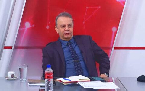 Barraco: apresentadora interrompe âncora que, irritado, para de falar
