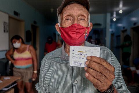 População de Porto Velho deve ficar atenta para receber a segunda dose