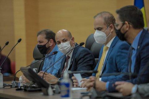 Deputado Ismael Crispin pede relação dos maiores devedores de ICMS dos municípios