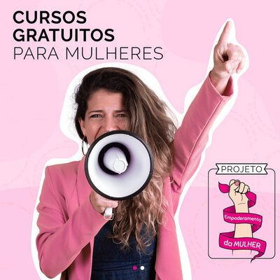 IFRO lança a 3ª edição do Projeto Empoderamento da Mulher com 2 mil vagas em cursos a distância