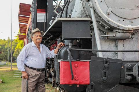 Aos 104 anos, Armando é uma alegre testemunha da história de Porto Velho