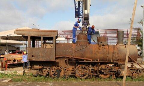 Estrada de Ferro Madeira-Mamoré, em Porto Velho, completa 109 anos; Governo contribui para preservar patrimônio histórico