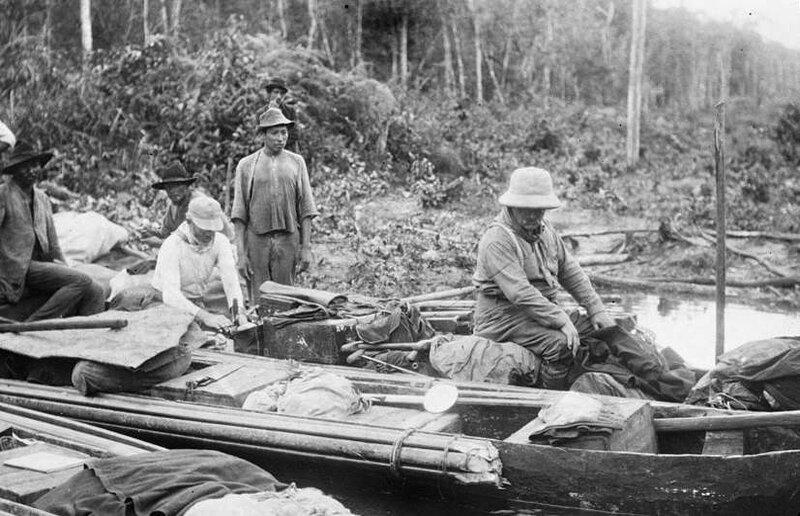 A Terceira Margem – Parte CCCIII - Expedição Centenária Roosevelt-Rondon 3ª Parte – XI  Relatos Pretéritos: Navaité – Ponte Ten Marques
