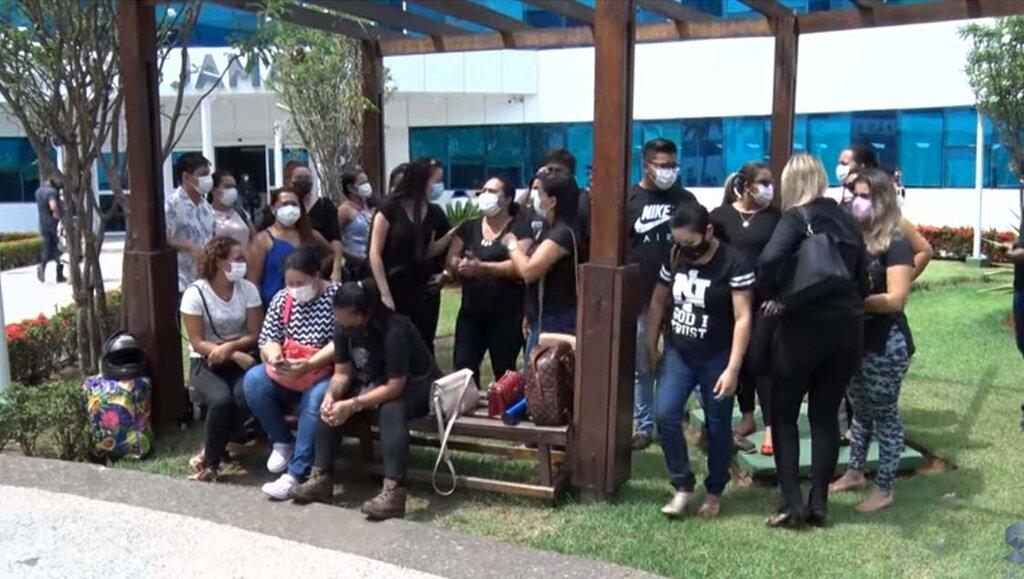 Demissão em massa na Saúde gera revolta e protestos em Rondônia - Gente de Opinião