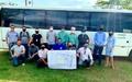 Obras de saneamento recebe visita técnica do Conselho Municipal de Saneamento Básico de Ariquemes