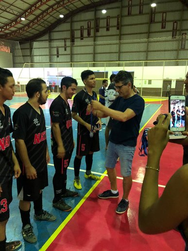 Unir/Nativa campeão de futsal masculino
