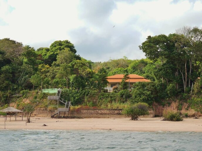 RioTapajós - Santarém, PA (1° Lance)