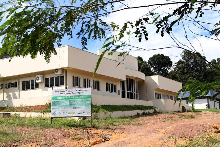 Novo prédio de arqueologia da Unir 2