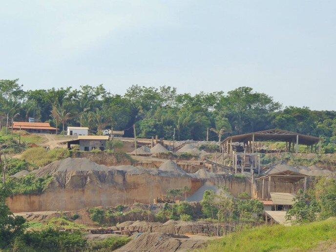Mineração - Itaituba, PA