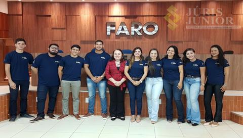 Curso de Direito da FARO lança a sua 1ª Empresa Júnior